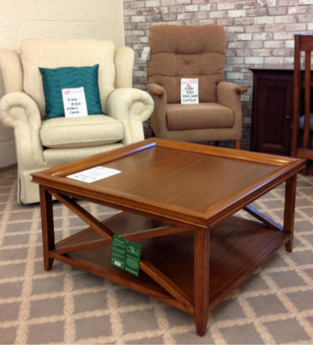Cambridge Square Coffee Table Clearance