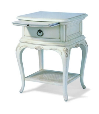 Ivory Bedside Chest