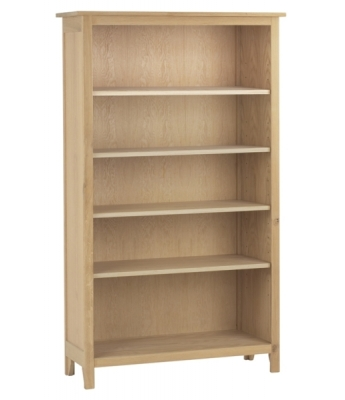 Nimbus 4 Shelf Bookcase