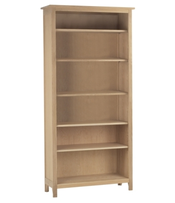 Nimbus 5 Shelf Bookcase