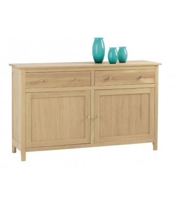 Nimbus Long Double Drawer Sideboard