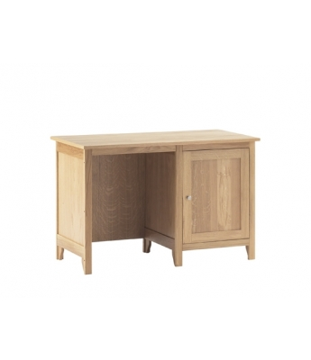 Nimbus Single Desk with Cupboard