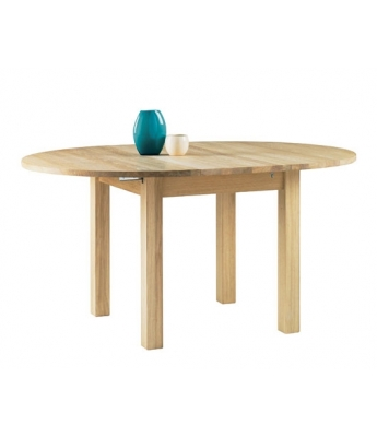 Nimbus Round Extending Dining Table