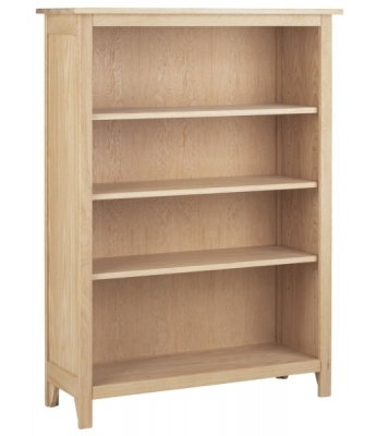 Nimbus 3 Shelf Bookcase