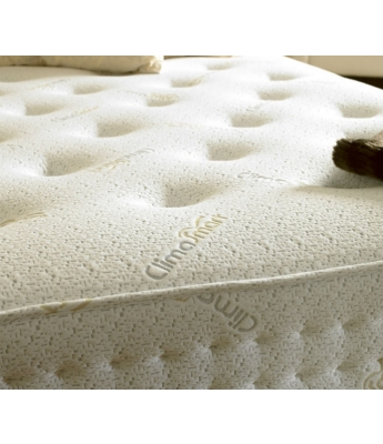 Climate Smart 2000 - 6' Super Kingsize Mattress & 2 Drawer Divan Bed