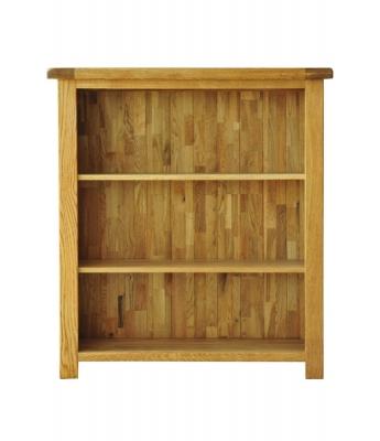 Dakota 3ft Wide Oak Bookcase