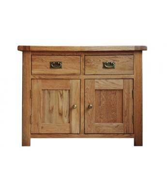 Dakota 3ft Oak Dresser Base