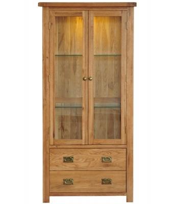 Dakota Glass Display Cabinet