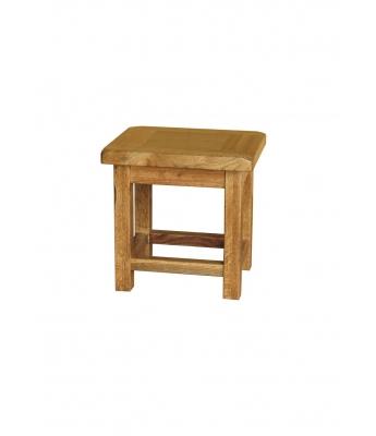 Montana Oak Side Table