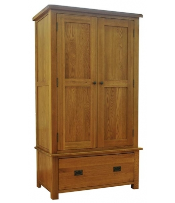 Montana Gents 1 Drawer Wardrobe