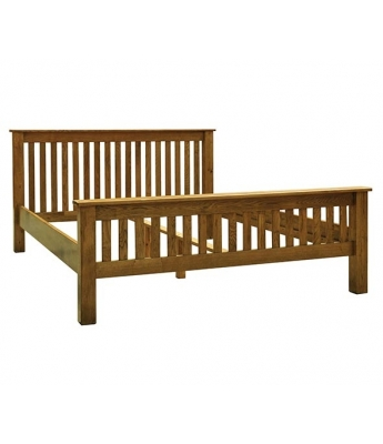 Montana 6ft high end Bed