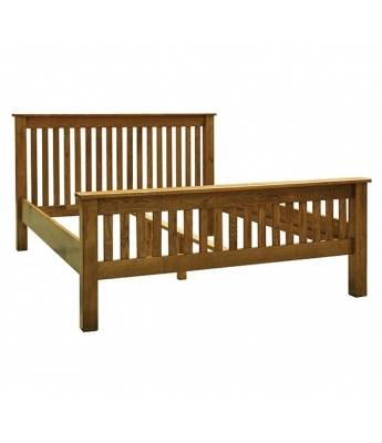 Montana 5ft high end Bed