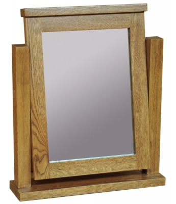 Utah Single Dressing Table Mirror