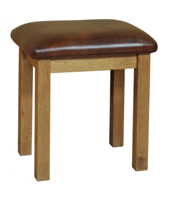 Utah Dressing Table Stool