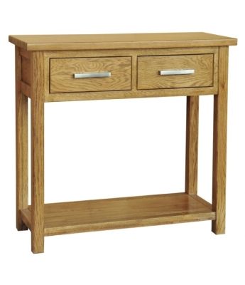 Utah Console Table 2 Drawer