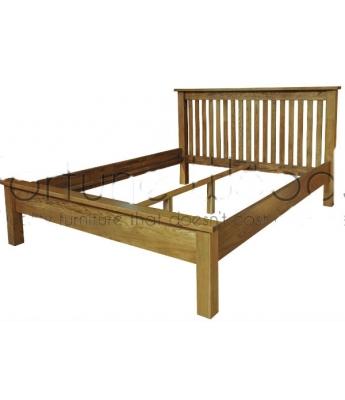 Utah 4ft 6in low end Bed