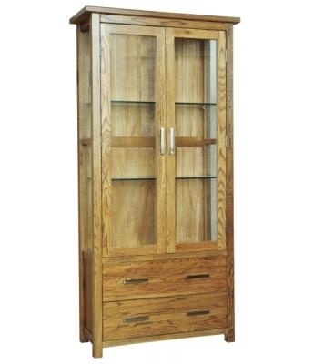Utah Glass Display Cabinet