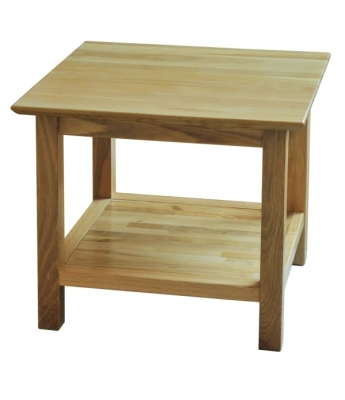 Utah Small Oak Coffee Table