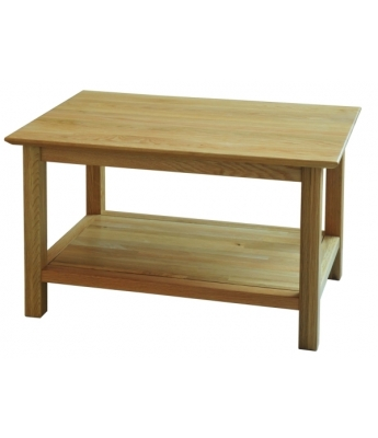 Utah Medium Oak Coffee Table