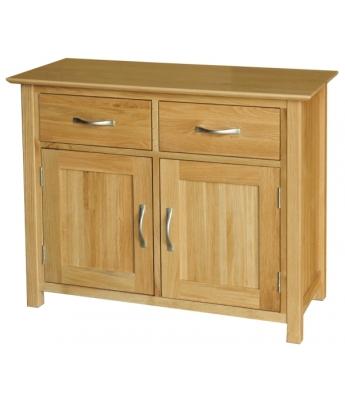 Utah 3ft Oak Dresser Base