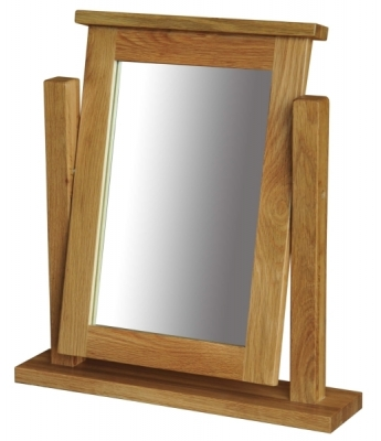Utah Single Dressing Table Mirror