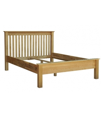 Utah Oak 4ft 6in Headboard