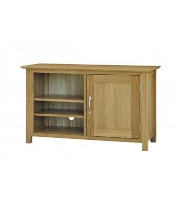 Utah Standard Oak TV Cabinet