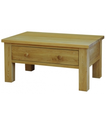 Sierra  Coffee Table with Drawer