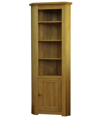 Sierra  Corner Bookcase
