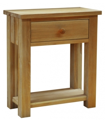 Sierra  1 Drawer Hall Table