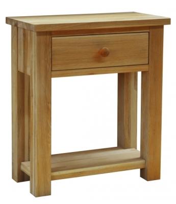 Sierra  1 Drawer Hall Table
