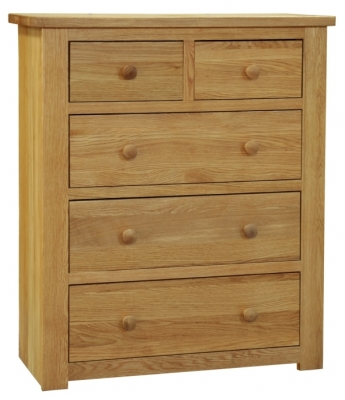 Sierra Oak 2+3 Chest