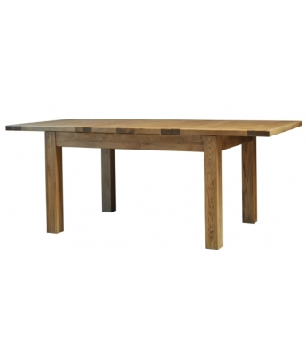 Fortune Woods Boston Oak Extending Table