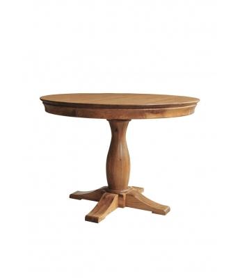 Loire Oak Round Table