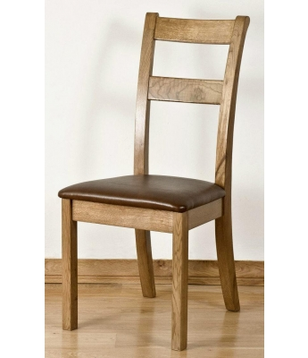 Loire Oak French Chair