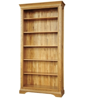 Loire Oak 6ft Bookcase