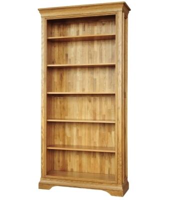 Loire Oak 6ft Bookcase