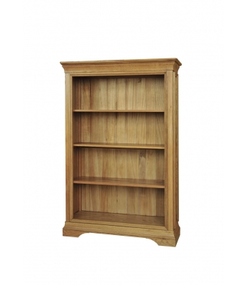 Loire Oak 5ft Bookcase