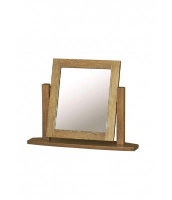 Loire Single Dressing Table Mirror