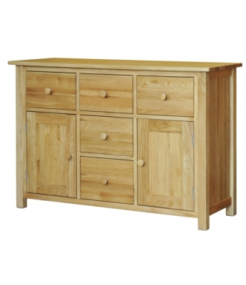 Fortune Woods Windsor Oak Sideboard