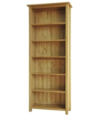 Fortune Woods Windsor Oak 6ft Bookcase