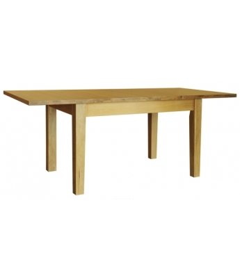 Fortune Woods Windsor Oak 4ft 6in Extending Table