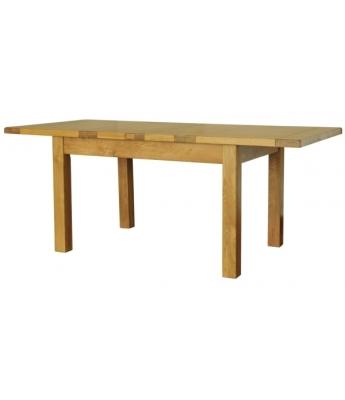 Salinas 4ft 6in Oak Extending Table