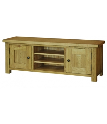 Salinas Long Oak TV Cabinet