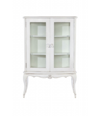 Simply Chic Small Display Cabinet - Clearance