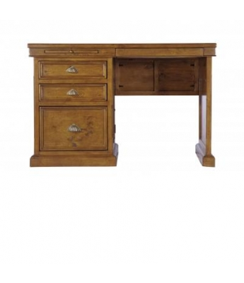 Irish Coast Small Desk (African Dusk Finish)