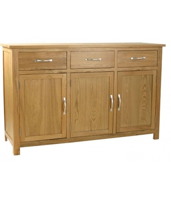 Classic 3 Door 3 Drawer Sideboard