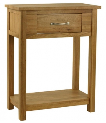 Classic Small Console Table