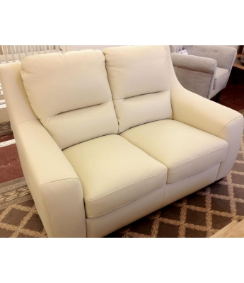 New Trend Concepts Jasmine 2 Seater Leather Sofa