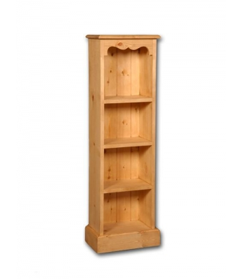 Meadow Pine 4x1 Bookcase